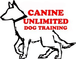 canine_unlimited_dog_training_logo